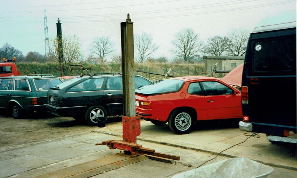 1994 Umzug nach Norderstedt