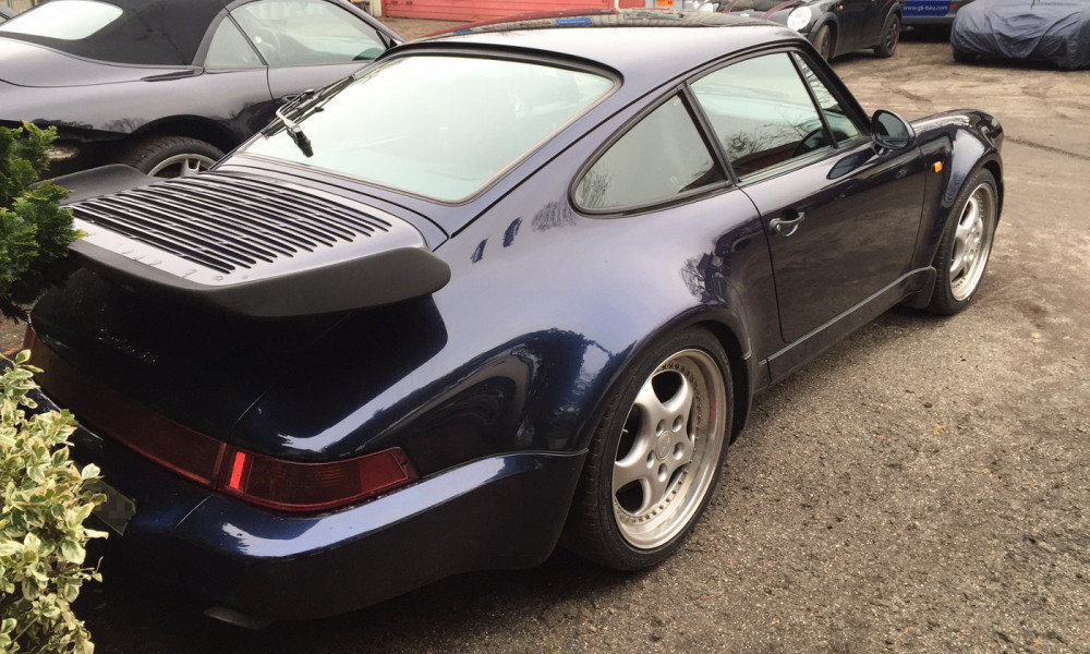 Porsche 964 Turbo S